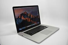 "APPLE MACBOOK PRO 2014 15"" RETINA 2.8Ghz / 512GB SSD / 16GB RAM AppleCare!"