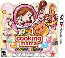 Cooking Mama: Sweet Shop 3DS * NEW *