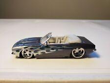 JADA Toys '67 CHEVY CAMARO DIE CAST CAR CHEVROLET 1967 CONVERTIBLE