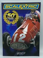 Scalextric Catalogue 1957-2007 Anniversary 50 Years Collectable Edition 76 Pages