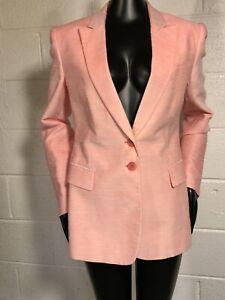 Stella McCartney Pink Blazer Jacket Excellent Condition