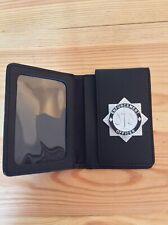 Enforcement Officer Identity /  Warrant Card Holder Wallet