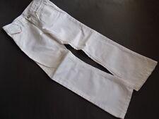 DIESEL Kid Geniale weiße Jeans PANT.LIV J (Girl) Gr.6 116/122