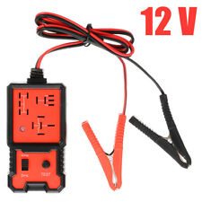 12V Electronic Automotive Relay Tester For Cars Auto Battery Checker P7C0 Red