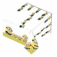 Despicable Me Minions Kids Plastic Party Table Cover (180 x 120 cm) by AMSCAN