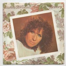 (T225) Barbra Streisand, Memory - 1982 - 7 inch vinyl