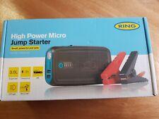 RING high power Jump Starter 12V 13000mAh