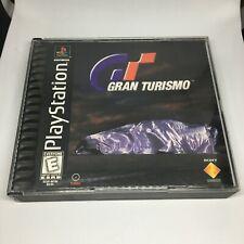 Gran Turismo (Sony PlayStation 1, 1998) No Manual