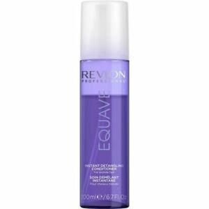 Revlon - Equave Blonde Detangling Conditioner 200ml