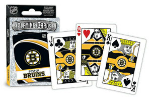 Official NHL Playing Cards Choose Your Team