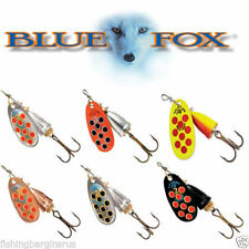 Blue Fox Fishing Spinnerbaits