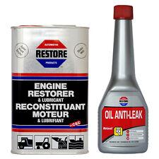 Engine Blow-by Cured In 8 Hrs - AMETECH Restore Engine Restorer & Oil Anti-leak