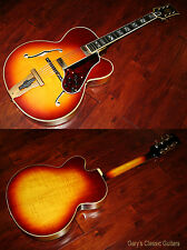 1969 Gibson Johnny Smith D Cherry Sunburst (#GAT0339)