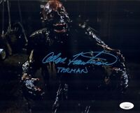 ALLAN TRAUTMAN Return Of The Living Dead Signed 8x10 Photo TARMAN JSA COA Cert