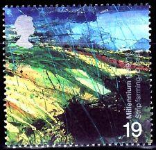 SELLOS TEMA EUROPA 1999 GRAN BRETAÑA RESERVAS NATURALES 1v.