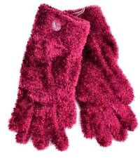 Winter Croft Barrow Women Purple Fluffy Chenille Glove Fashion Drive 1 Size 9150