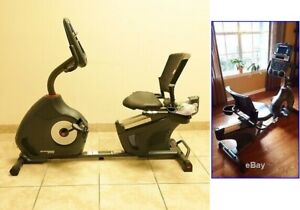 Schwinn 270 Recumbent Exercise Bike with Display Home Fitness Workout Gym NEW!