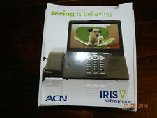 ACN IRIS V  Digital Video Phone VOIP Video Telephone Excellent Condition!