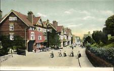 Lyndhurst. High Street # 1015 by FGO Stuart.