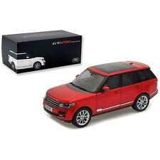Modellini statici di auto, furgoni e camion WELLY per Range Rover Scala 1:18