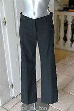joli pantalon rayé noir stretch COP COPINE takou taille 36  QUASI NEUF