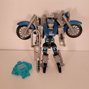 Transformers 2007 Movie Scout BACKTRACK Unreleased Figure Loose Complete Target