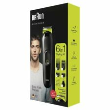 BRAUN 6-in-1 MULTI STYLING KIT