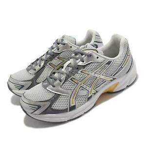 Asics GEL-1130 Grey Silver Yellow Men Unisex Running Casual Shoes 1201A256-021