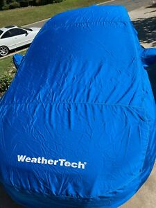 2014 Ford Focus Hatchback WeatherTech Car Cover
