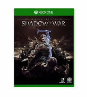 Middle-earth: Shadow of War (Xbox One) - Game  UMVG The Cheap Fast Free Post