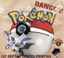 More details for 1st edition pokémon custom booster: fossil (ita) + special cards.  read ⬇️