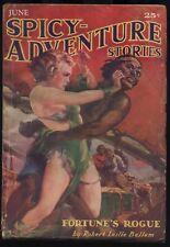 Spicy Adventure - June, 1935 - Original Pulp Magazine - NR