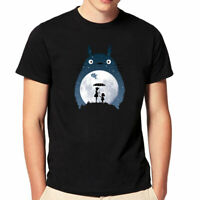 Anime Totoro T Shirt Short Sleeve Tee Shirt Lover Casual T-shirt Cosplay Costume