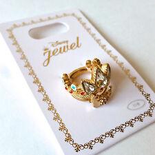 Disney Store Japan Tiara Crown Ring Rapunzel Tangled NEW US size 6 Japan size 11
