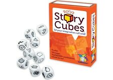 NEW Rory's Story Cubes  9 Cubes 54 Images 10000000 Combinations Infinite Stories