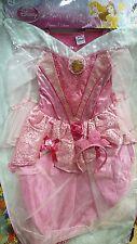 Costume Aurora Bella Addormentata De Luxe Principesse Disney 7-8 anni