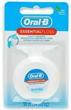 Oral-B EssentialFloss Mint 50 m (Pack of 2)