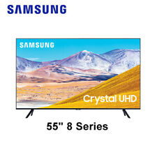 "Samsung UA55TU8000WXXY 55"" TU8000 Crystal UHD 4K Smart TV (2020) - RRP $1369.00"