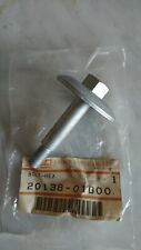 Nissan Micra K10, front exhaust mounting, special bolt, new genuine part.