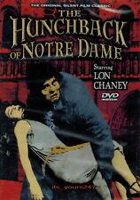 Der Glöckner Von Notre Dame [1923; Lon Chaney] DVD NEU