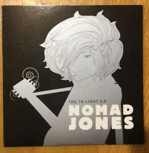 Nomad Jones. The TV Light EP. 2008