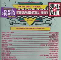 VARIOUS ARTISTS - ALL-TIME GREAT INSTRUMENTAL HITS, VOL. 2 NEW CD