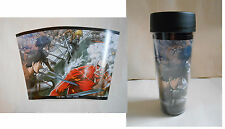 New JAPAN Attack On Titan Licensed 500ml Scout Regiment Acrylic Travel Cup