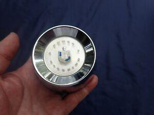 "1957 Mercury Montclair horn button ""power steering"", nice!"