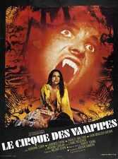 Vampire Circus Poster 02 A3 Box Canvas Print