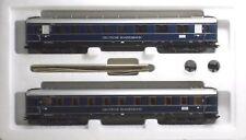 """MÄRKLIN 43219 DB Schnellzugwagen-Set """"Loreley"""" Ep III"""