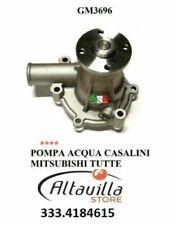 POMPA ACQUA MITSUBISHI CASALINI M10 M12 M14 MOTORE 005213