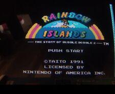 Nintendo Playchoice 10 Rainbow Islands Cart Pc-10