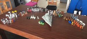 STARS WARS COMMAND FIGURES BUNDLE TOYS