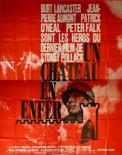 UN CHATEAU EN ENFER Affiche Cinéma / Movie Poster Sydney Pollack 320x240